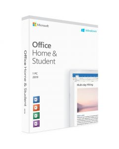 Microsoft Office Home & Student 2019 ESD, 79G-05010