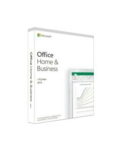 Microsoft Office Home and Business FPP 2019, T5D-03336