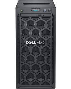 Servidor Dell PowerEdge T140, Xeon E-2224(4C), 16GB, 2x 1TB, Sem S.O., 210-AQSS-BLJN