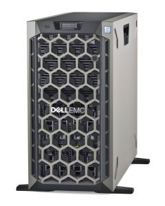 Servidor Dell PowerEdge T440E, Xeon 3204(6C), 2x 8GB, 2x 2TB, Sem S.O., 210-AMSJ-D3DB